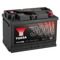 Yuasa YBX3000 12V 75Ah 650A (YBX3096)