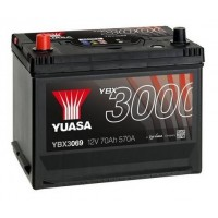 Yuasa YBX3000 12V 70Ah 570A (YBX3069)