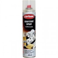 CARLSON GRAFITOVÝ SPRAY 400ML - AEROSOL