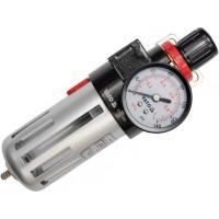 "Regulátor tlaku vzduchu 1/2"", s filtrom YATO"
