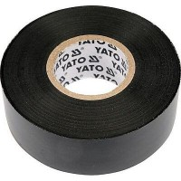 Izolačná páska 25 x 0,19 mm x 20 m čierna YATO