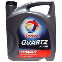 Total QUARTZ 7000 10W-40 4L