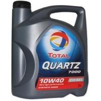 Total QUARTZ D. 7000 10W-40 5L